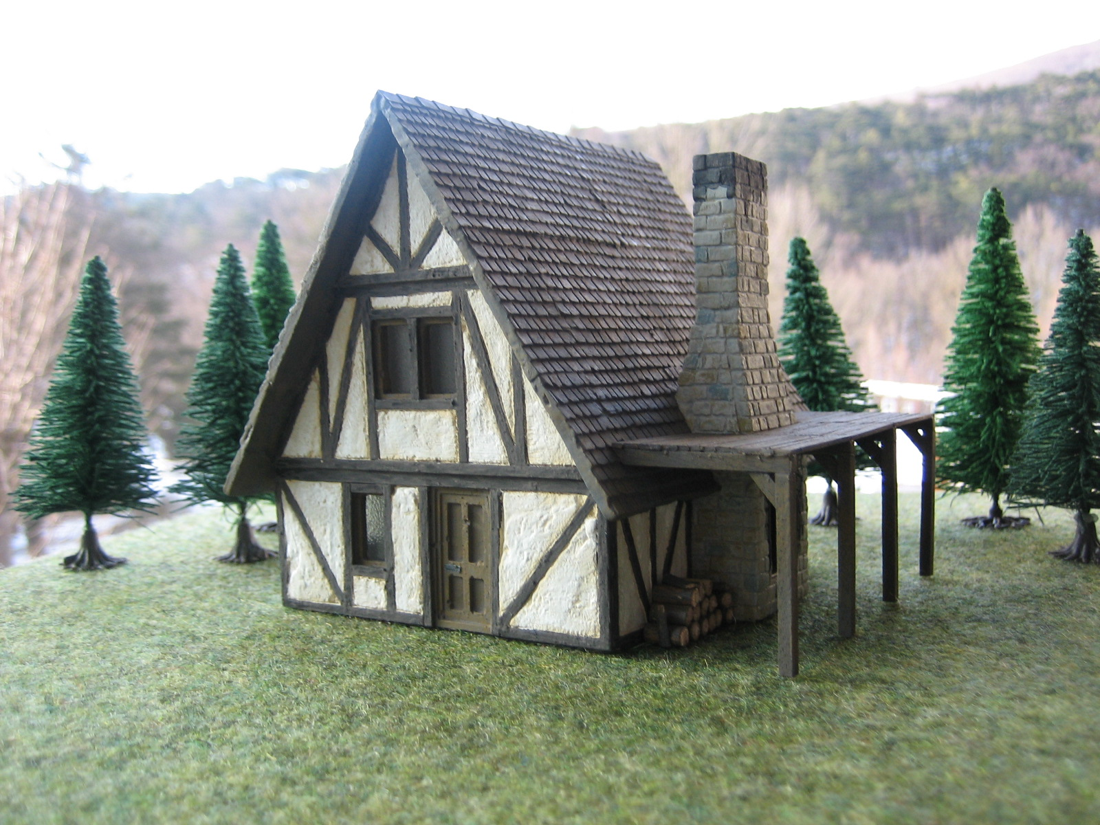 Plan sheets for Medieval house plans